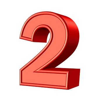 Love Numerology for Number 2