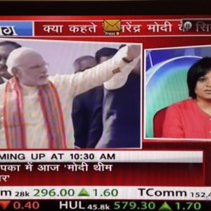 Sheelaa Bajaj On CNBC AWAAZ Election Predictions