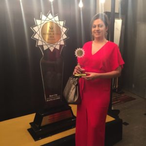 Times Retail Icon Award for Best Numerologist