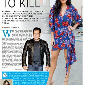 Sheelaa M Bajaj In Deccan Herald